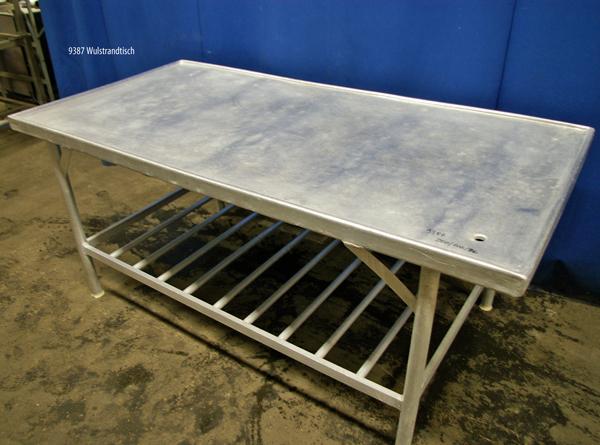 Tisch Alu 200x100x86 cm