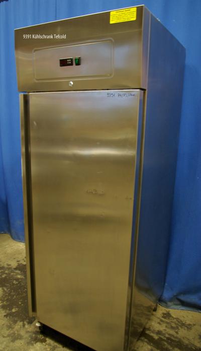 Kühlschrank 74x83x200 cm Tefcold