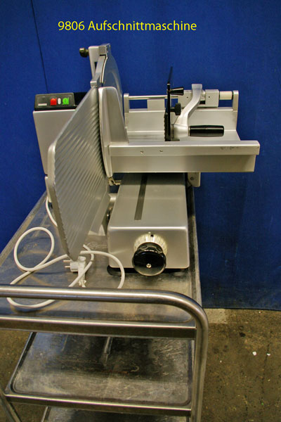 Aufschnittmaschine Bizerba Typ VS 8F