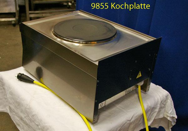Herd 1 Platte, Hockerkocher, Tischgerät Fabr. Vau