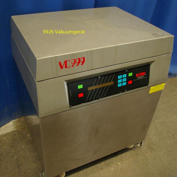Vakuumgerät Inauen Typ VC 999/01i, Standgerät