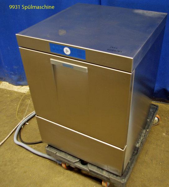 Spülmaschine für Geschirr und Gläser, Frontlader, Hobart