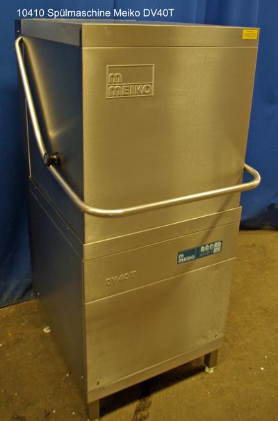 Spülmaschine für Geschirr und Gläser Meiko DV40T