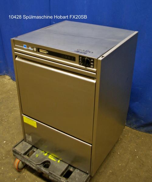 10428-Spülmaschine-Hobart-F