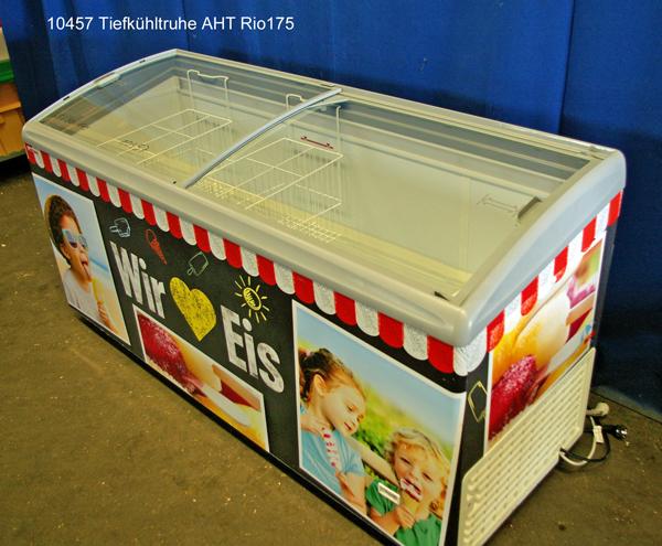 Tiefkühltruhe/ Eistruhe AHT Mod. Rio 175, 175x65x90 cm