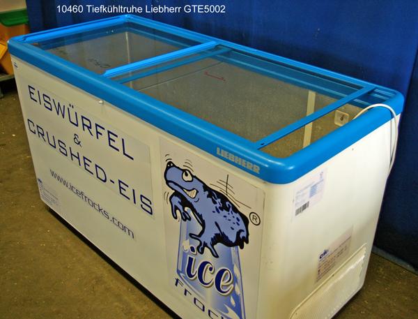 Tiefkühltruhe/ Eistruhe Liebherr Typ GTE 5002, 152x67x90 cm