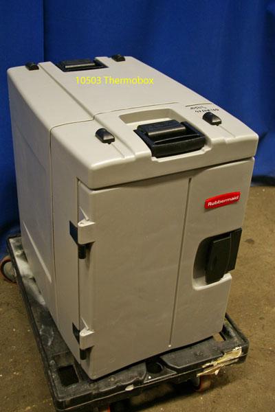 Thermobox, Isobox, Catermax, Rubbermaid für 12 Einschübe