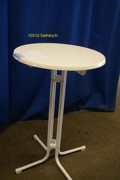 Stehtische zerlegbar / klappbar, Tischplatte 70 cm