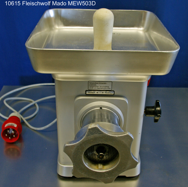 Fleischwolf Mado MEW503D Tischgerät