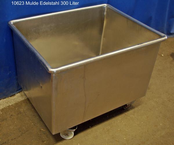 Mulde Abkühlbecken 90x70x70 cm 300 Liter