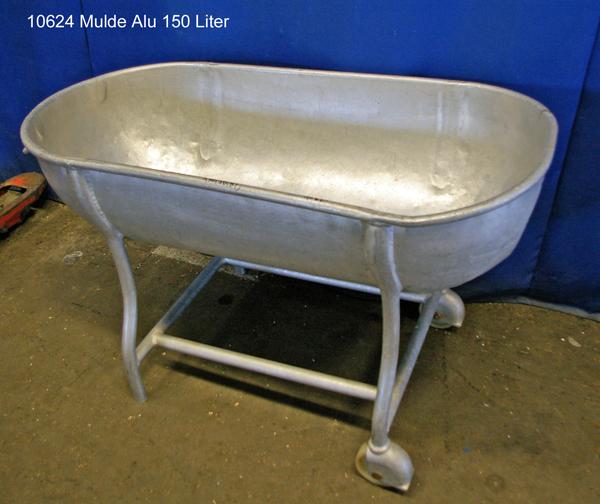 Mulde Mengmulde 130x70x83 cm 150 Liter