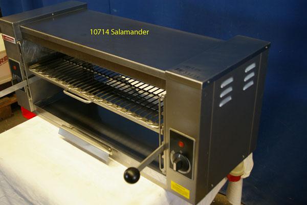 Salamander 88x33x38 cm  Eloma Typ SA 2