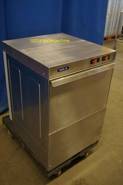 Spülmaschine für Geschirr / Gläser Colged Typ Beta 50
