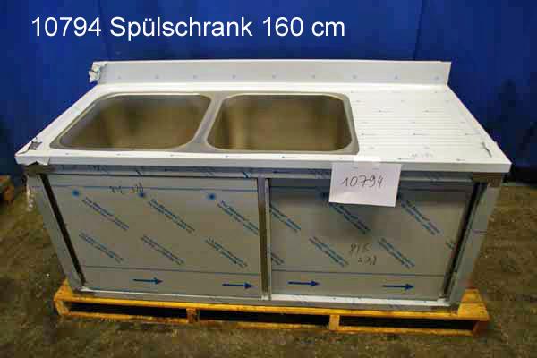 10794-Spülschrank-160-cm