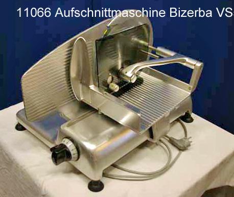 Aufschnittmaschine Bizerba VS 5, 220 V