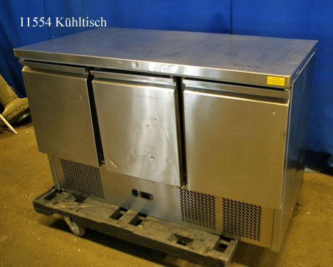 Kühltisch K1365, 230 V, 137x70x86 cm